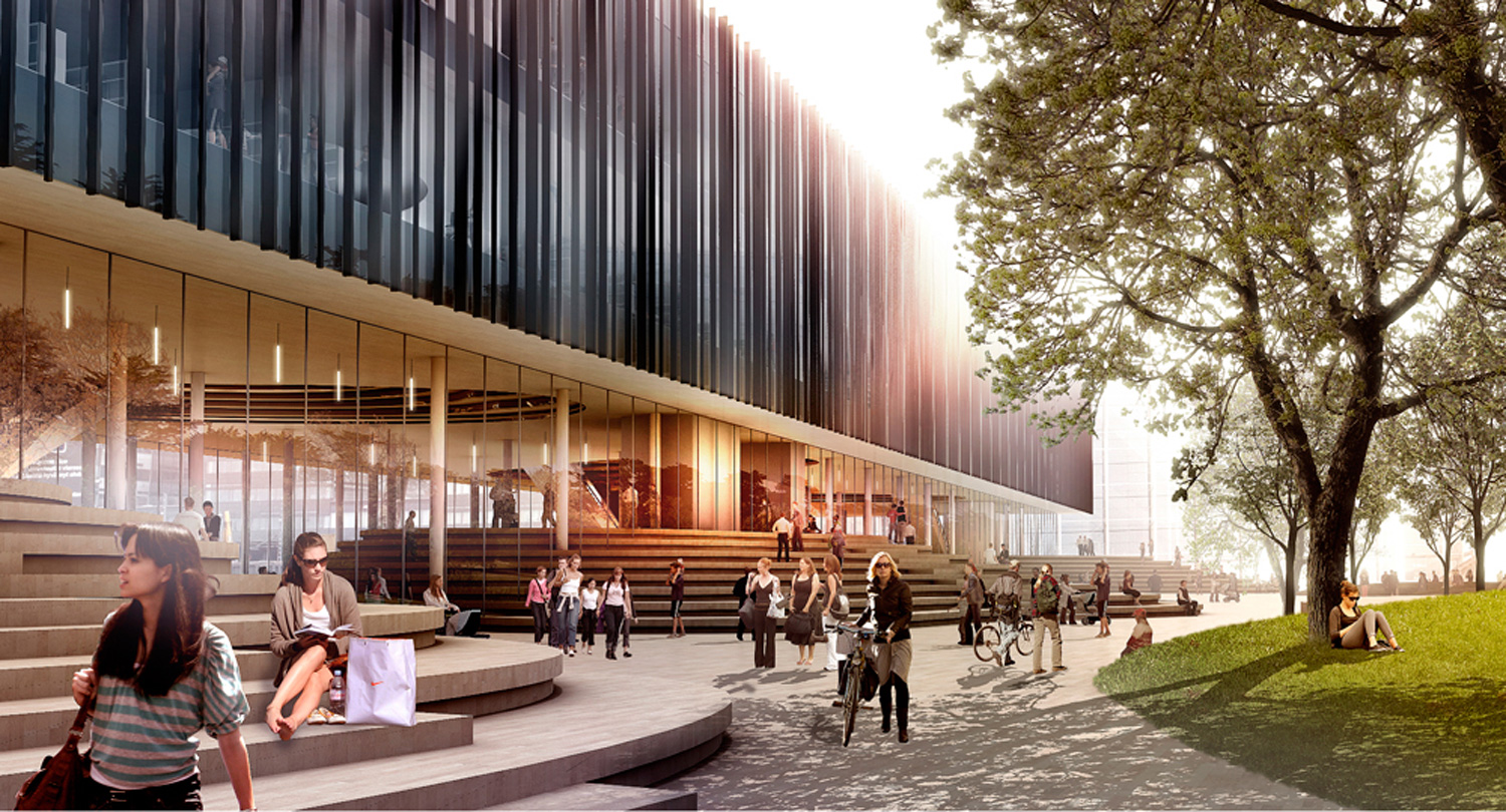 Helsinki central library we arechitecture jaja for Architecture com