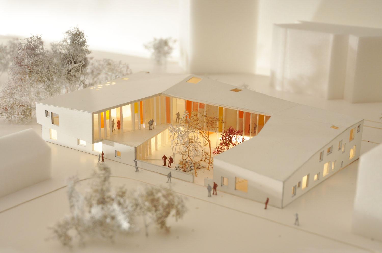 Villa Vita Cancer Centre Arkitektfirmaet C F M 248 Ller