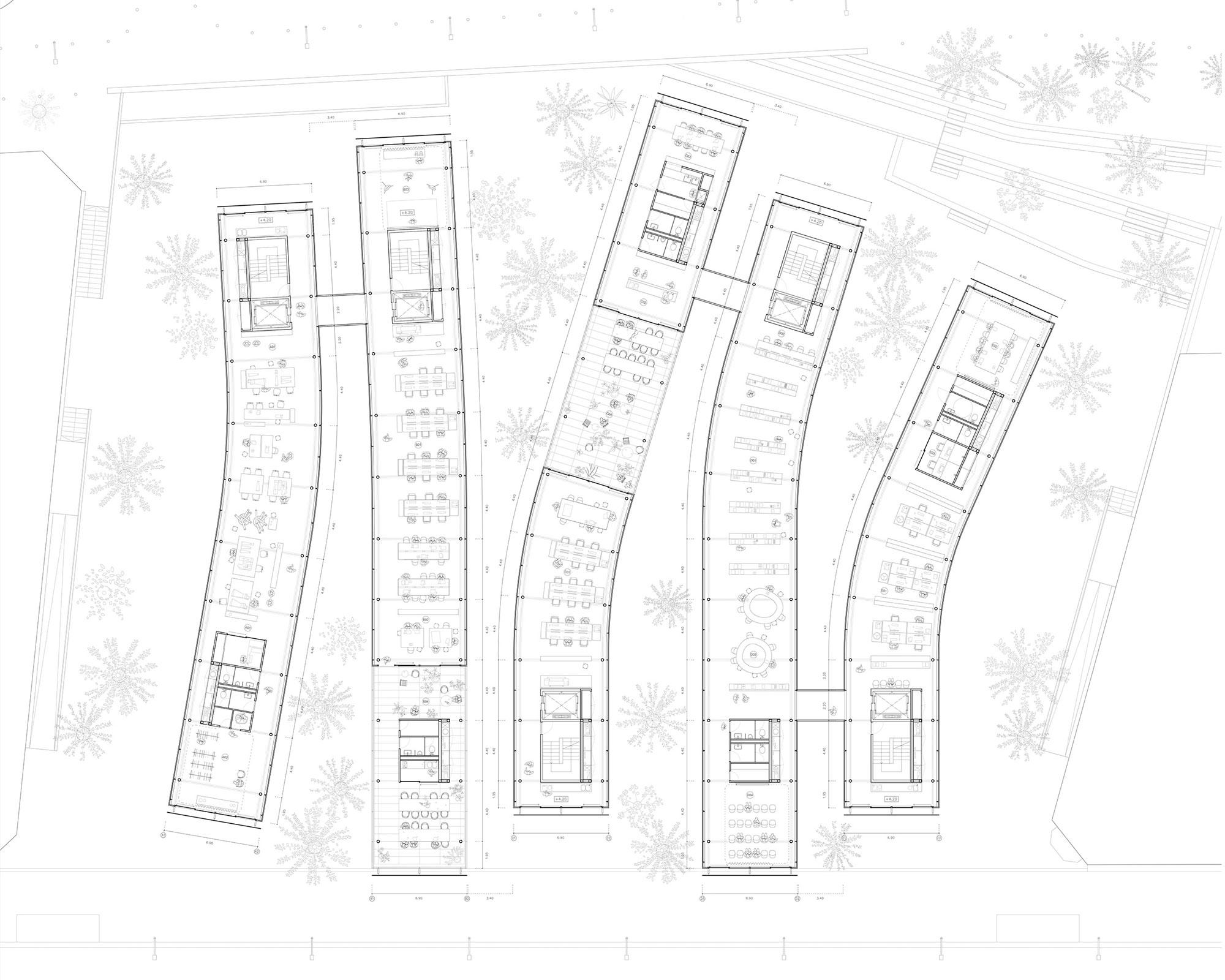 Design Hub Madrid Javier Velo Beta Architecture