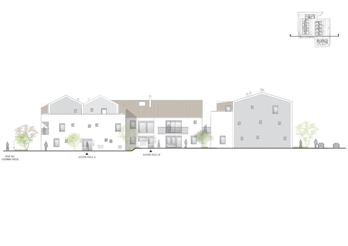 Triel Sur Seine Fr triel-sur-seine, aha atelier herbez architects « beta