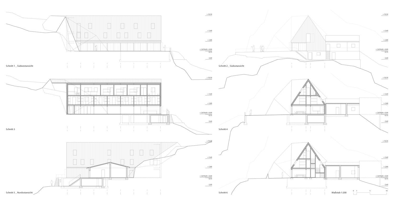 Riedificazione Rifugio Petrarca  Gsmm Architetti  U00ab Beta